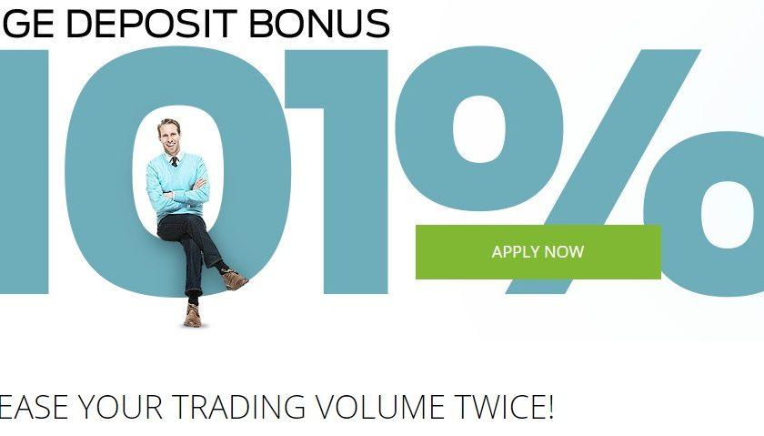 Forex bonus 2018